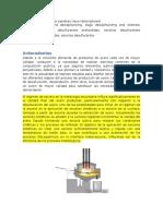 escorias desulfurantes, introducción