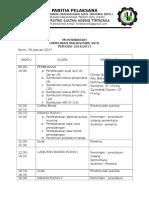 Agenda Acara 16 Plan B