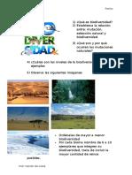 biodiversidad 2013