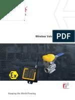 Rotork Wireless Monitor Pub133-001!00!0616
