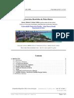 Exercícios Resolvidos Fisíca I - Rotação b196302c01f7