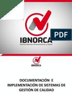 Documentación e Implementación de SGC