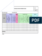 FORTMATO DE Matriz de Capacitaciones