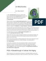Generate Fresh Mitochondria With PQQ (2)