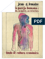 Jean G. Lemaire - La Pareja Humana Vida y Muerte.pdf