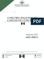 Bases Concurso Canoas ENEC 2017
