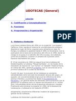 LAS LUDOTECAS (Concepto General)