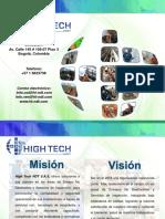 Portafolio Servicios High Tech