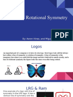 line and rotational symmetry  2