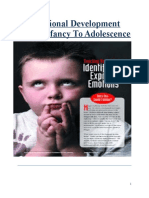 Emotional Development From Infancy to Adolescence