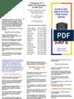 Burglary Prevention for Homes 3-10