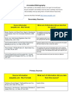 annotated bibliography - cameron odonnell - google docs