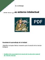 Darwin y Su Entorno Intelectual