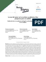 Castelló Y OTROS - La voz del autor en los textos academicos.pdf