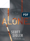 ALONE by Scott Sigler - 50 Page Friday
