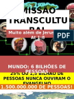 Missao Transcultural Pps