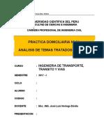 Caraturala Informe de Practicas