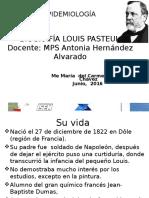 Biografia Louis Pasteur