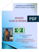 Plan Emergencia Panama