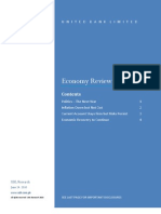 UBL Research Report - Economy Review - June 2010