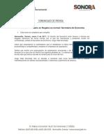 09/01/17 Tránsito Ferroviario en Nogales Es Normal Secretaría de Economía C.011734