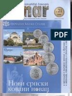 Serbia Dinar 21-2003