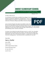 nancy steffel recommendation letter