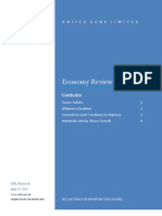 UBL Research Report - Economy Review - April 2010