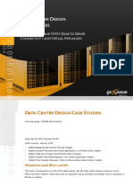 Data Center Design Case Studies