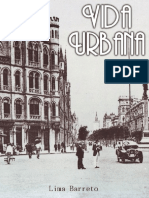 Vida Urbana - Lima Barreto