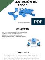 presentación redes