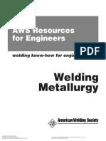 Aws Welding Metallurgy