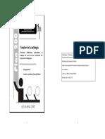 Antologia Tecnicas Didacticas Educacion DEFINICION