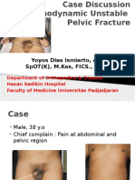 I. Dr. Yoyos - Unstable Pelvic Fracture Jam 14
