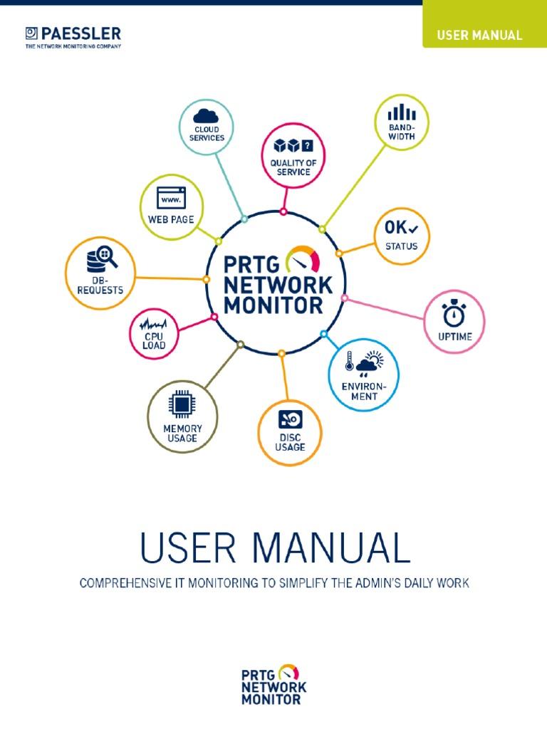 PRTG Manual | Computer Network | Hyper V