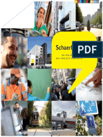 Schaerbeek-plan Communal Pour Un Developpement Durable-brochure 1