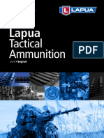Lapua Tactical Ammunition 2016 A4 ENG