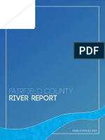 harbor watch 2016 fairfield county river report