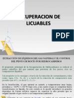 Tema 3 Extraccion de Licuables
