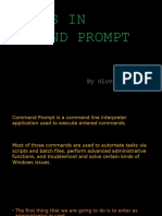 Tricks in Command Prompt