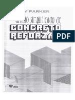 Diseño Simplificado de Concreto Reforzado