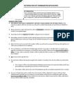 Lot Combo Form Instructions