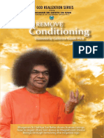 Conditioning by Sai Baba