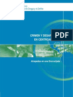 Crimen y Desarrollo en Centroamérica