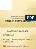 Cancer Ocupacional 2016 1pptx