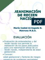 Clase 6 Reanimacion Del Rn