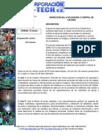 Curso Formacion de Inspectores y Control de Calidad Nivel 1,2,3