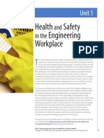 Health and Safety in the Engineering Workplace
