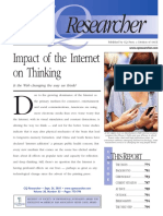 Impact of the internet on Thinking.pdf