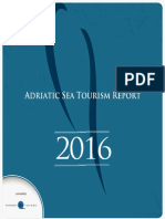 2016 Adriatic Sea Tourism Report
